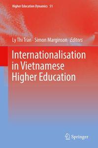 Internationalisation in Vietnamese Higher Education