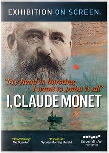 I,Claude Monet