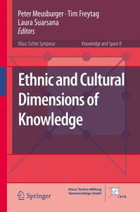 Ethnic and Cultural Dimensions of Knowledge