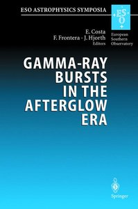 Gamma-Ray Bursts in the Afterglow Era