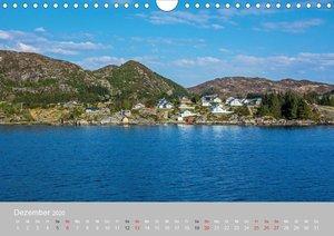 Skandinavien - Fjorde, Schären und Meer... (Wandkalender 2020 DI