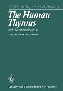 The Human Thymus