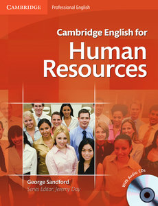 Cambridge English for Human Resources