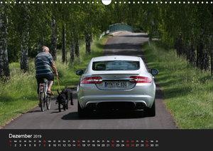 Jaguar XFR (Wandkalender 2019 DIN A3 quer)