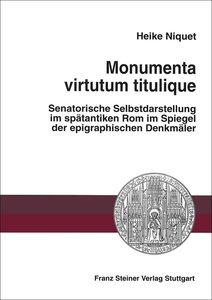 Monumenta virtutum titulique