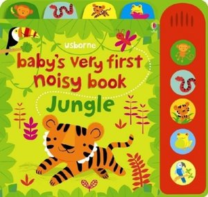 Baby\'s Very First Noisy Book Jungle