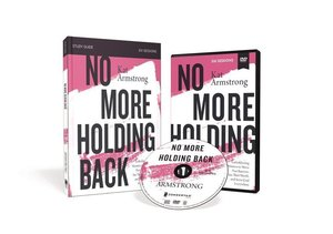 No More Holding Back Study Guide with DVD: Empowering Women to M