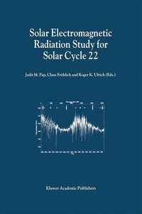 Solar Electromagnetic Radiation Study for Solar Cycle 22