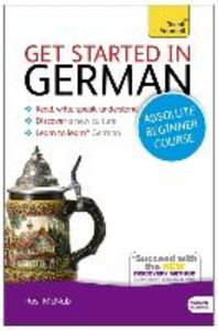 Get Started In German Book/CD Pack: Teach Yourself