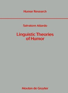 Linguistic Theories of Humor