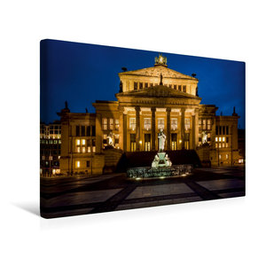 Premium Textil-Leinwand 45 cm x 30 cm quer Konzerthaus