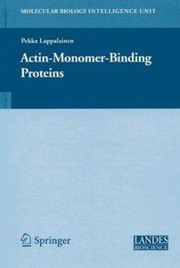 Actin-Monomer-Binding Proteins