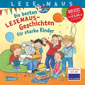 LESEMAUS Sonderbände: Die besten Lesemaus-Geschichten für starke