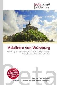 Adalbero von Würzburg