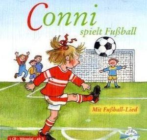 Meine Freundin Conni. Conni spielt Fußball