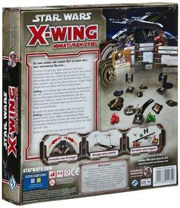 Heidelberger HEI0400 - Star Wars: X-Wing, Grundspiel