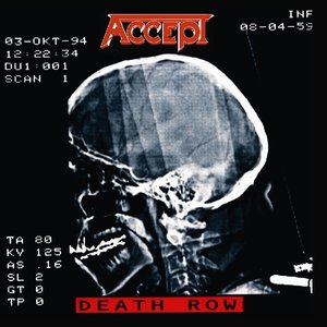 Death Row (ltd rotes Vinyl)