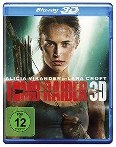 Tomb Raider 3D, 1 Blu-ray