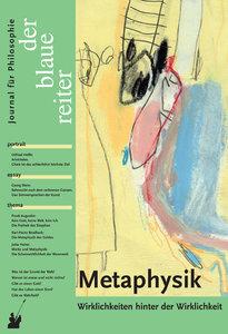 Der Blaue Reiter 27. Journal für Philosophie / Metaphysik
