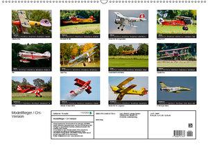 Modellflieger / CH-Version (Wandkalender 2019 DIN A2 quer)