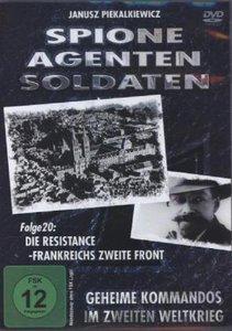 Spionage, Agenten, Soldaten: Die Resistance - Frankreichs zweite