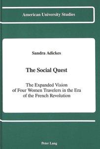 The Social Quest