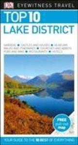 DK Eyewitness Top 10 Travel Guide Lake District