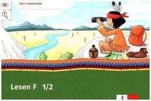 Mein Indianerheft. Lesen F. Arbeitsheft Klasse 1/2 (5-er Paket)