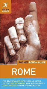 Rough Guides: Pocket Rough Guide Rome