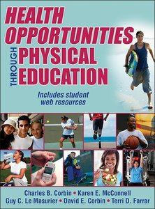 Health Opportunities Through Physical Education with Web Resourc