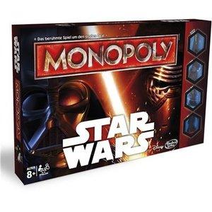 Hasbro B0324398 - Monopoly Star Wars, Gesellschaftsspiel, Bretts