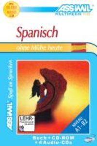 Assimil. Spanisch ohne Mühe heute. Multimedia-PLUS. Lehrbuch und
