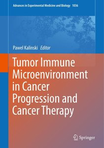 Tumor Microenvironment in Cancer Progression and Cancer Therapy