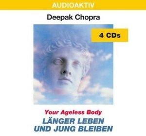 Länger leben und jung bleiben. 4 CDs