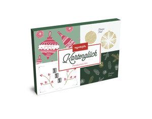 Kartenglück Weihnachten Klassisch