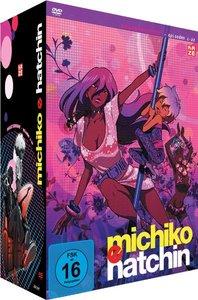 Michiko & Hatchin - Gesamtausgabe, 6 DVDs