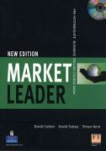 Market Leader Pre-Intermediate New Edition Coursepack