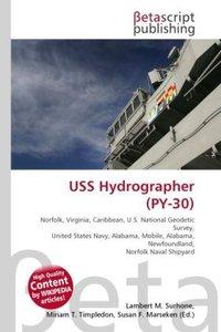 USS Hydrographer (PY-30)