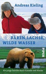 Bären, Lachse, wilde Wasser