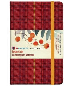 Rowanberry Tartan: Pocket: 14 x 9cm: Scottish Traditions: Waverl