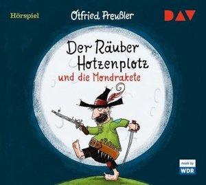 Der Räuber Hotzenplotz und die Mondrakete, 1 Audio-CD