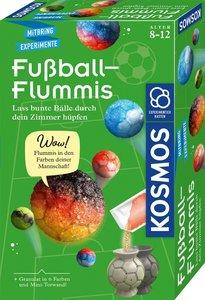 Fußball-Flummis (Experimentierkasten)