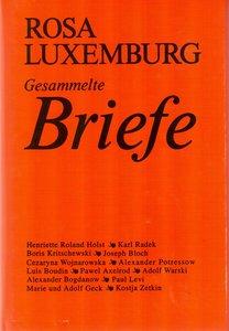 Gesammelte Briefe, Bd. 6