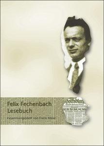 Felix Fechenbach Lesebuch