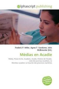 Médias en Acadie