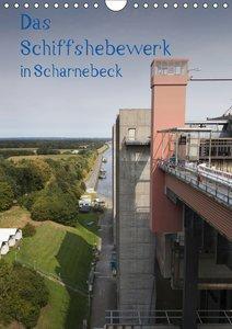 Das Schiffshebewerk in Scharmbeck