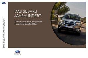 autodrom - Das Subaru Jahrhundert