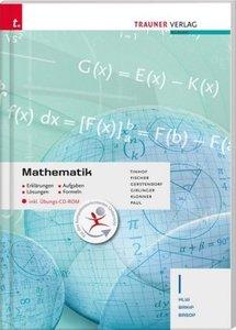 Mathematik I HLW, mit Übungs-CD-ROM