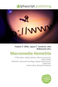Macromedia HomeSite