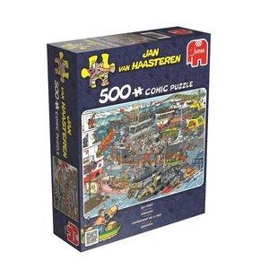 Jan van Haasteren - Seehafen - 500 Teile